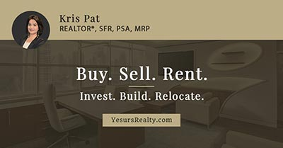 Yesurs Realty - Kris Pat - Buy. Sell. Rent. Build. Relocate.