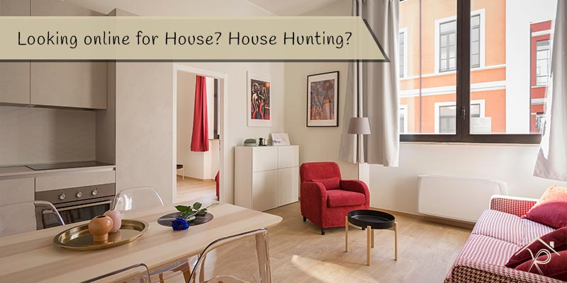Looking online for House House Hunting - Yesurs Realty & Kris Pat